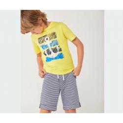 Camiseta punto -ancla- de niño
