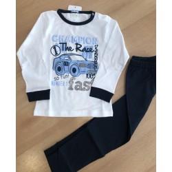 Pijama infantil niño algodón